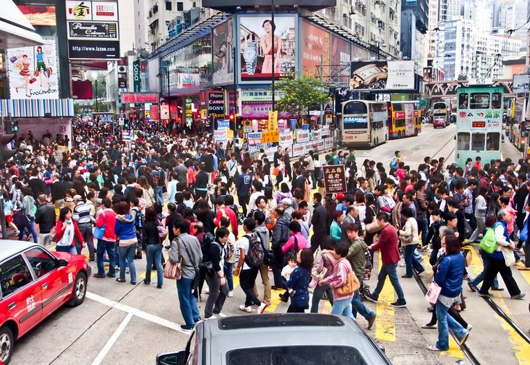 Causeway Bay│© nui7711/Shutterstock