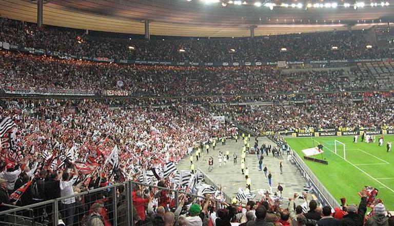 Stade de France | ©Wikipedia Commons