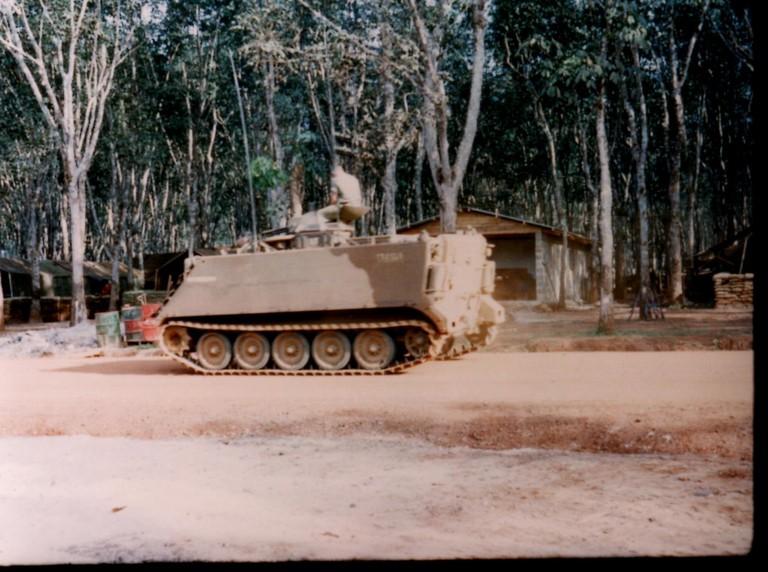 Tank, Courtesy of Robert Tevelen
