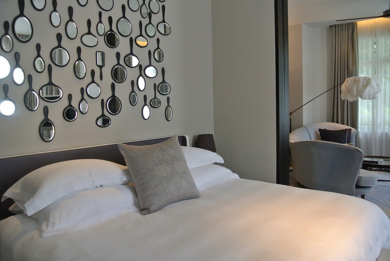 The hotel features two award-winning restaurants © Christina Garofalo / Flickr