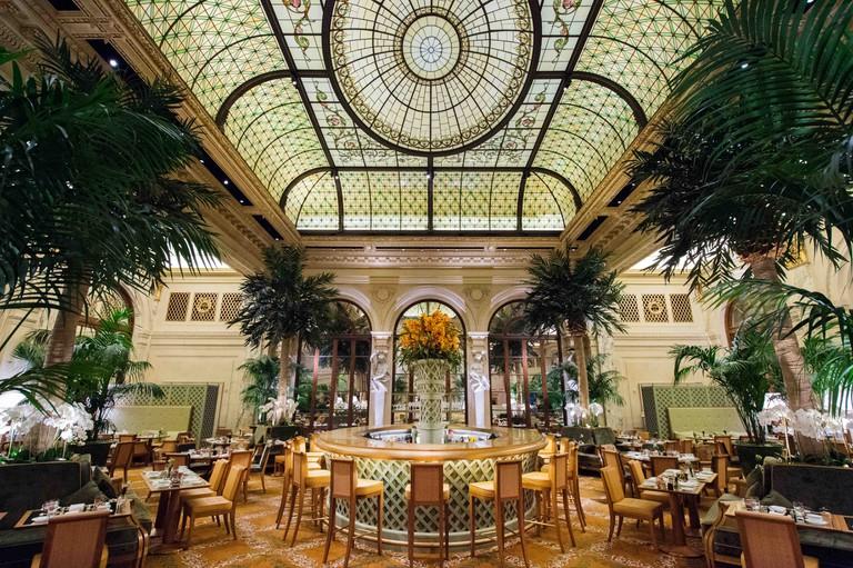 The Palm Court Interior   Image Courtesy of Key Group Worldwide