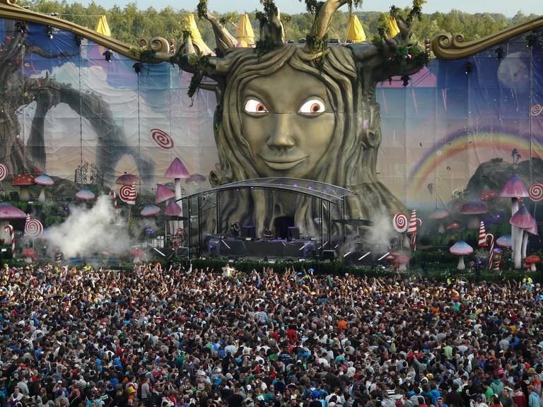Tomorrowland 2011 | © Eddy Van 3000/Flickr