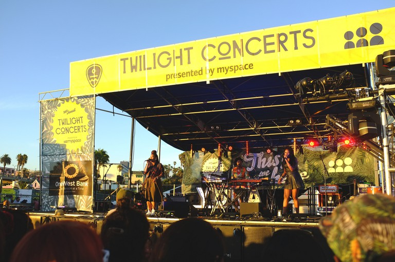 Twilight Concert Series Santa Monica | © Wen Zang/Flickr