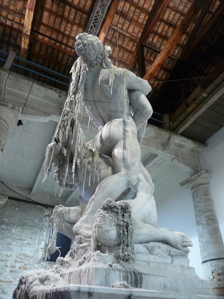 Urs Fischer, Untitled, Venice Biennale 2011 | © Alex Watkins/Flickr
