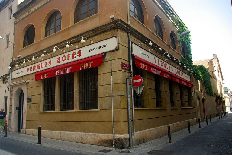 The Rofes restaurant today   © Magenri / WikiCommons