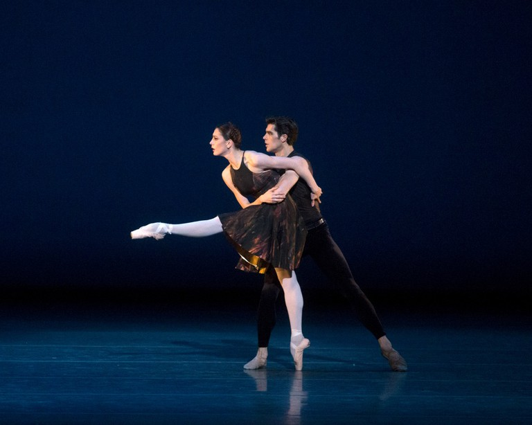 Veronika Part and Roberto Bolle in Symphony #9 | © Photo: Rosalie O'Connor