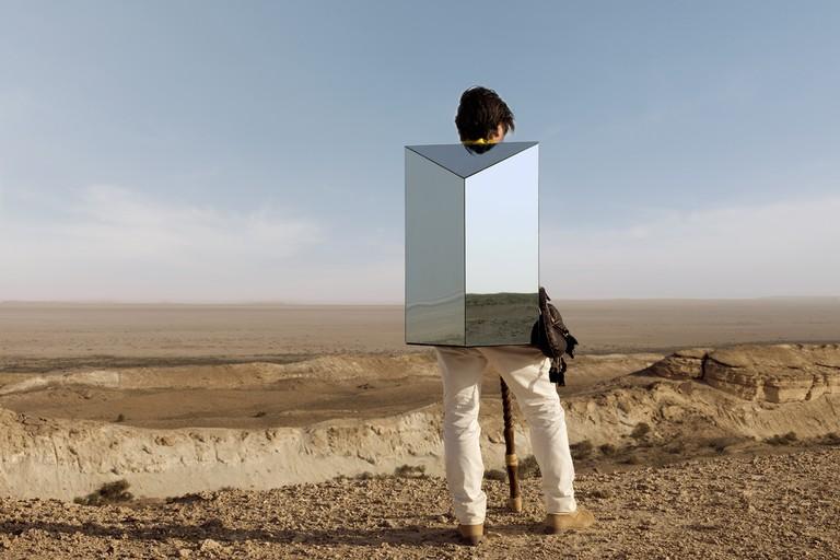 'Walking the Sea', 2013, Digital Video & Sound, 30 Minutes | © Anton Ginzburg