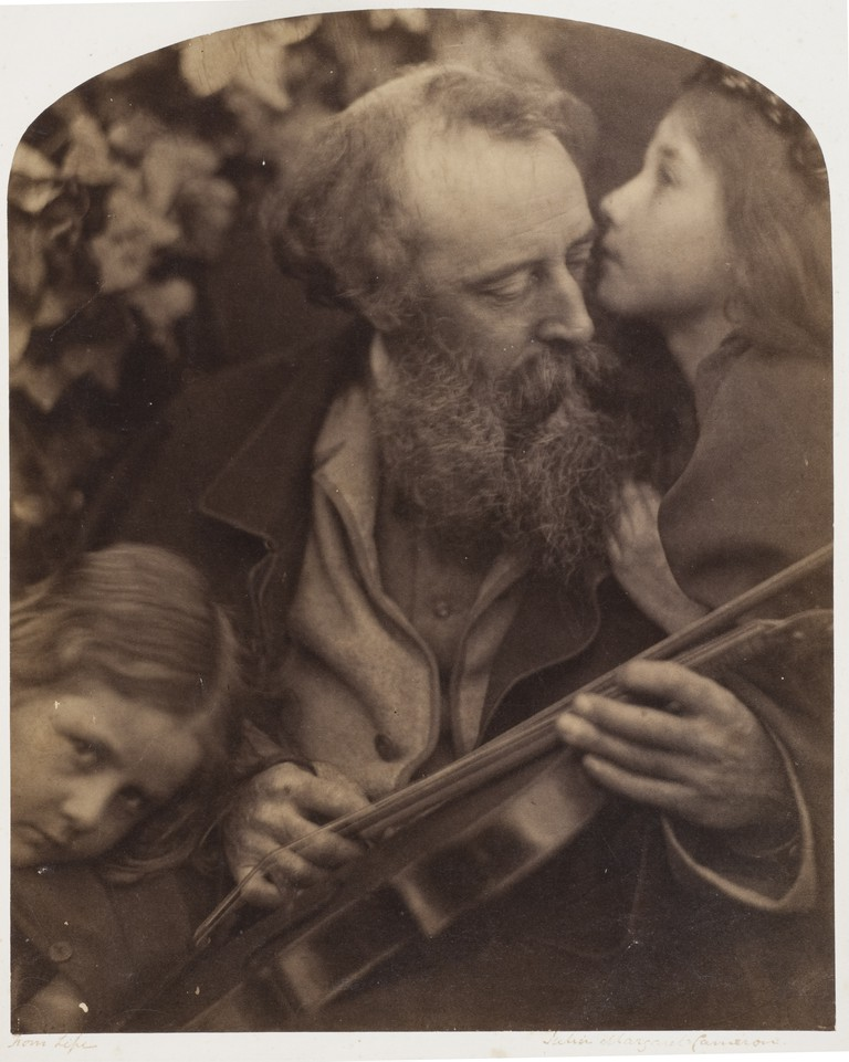 Whisper of the Muse, 1865 | © Julia Margaret Cameron