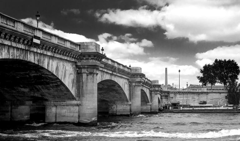 Pont de la Concorde  © Jean-François Gornet/Flickr