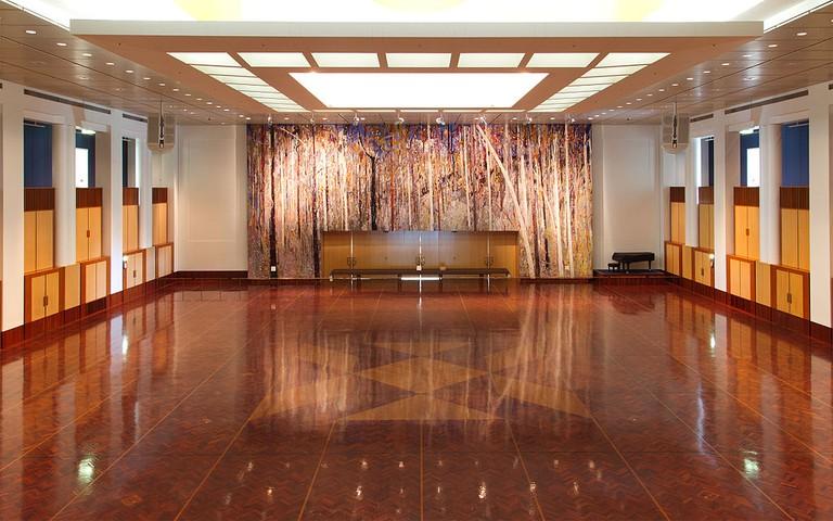 Great Hall - Parliament of Australia   © JJ Harrison/WikiCommons