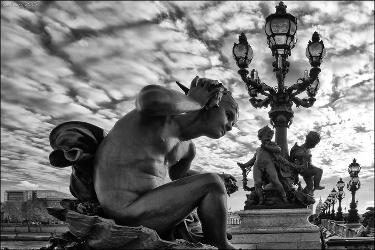 Pont Alexandre III   © dr_zoidberg/Flickr