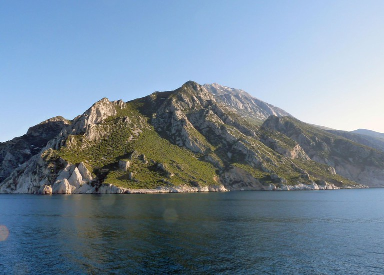 Mount Athos | © michael clarke stuff/WikiCommons