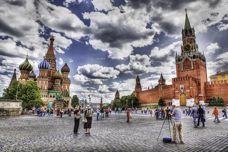 Red Square, Moscow   © Valerii Tkachenko/WikiCommons