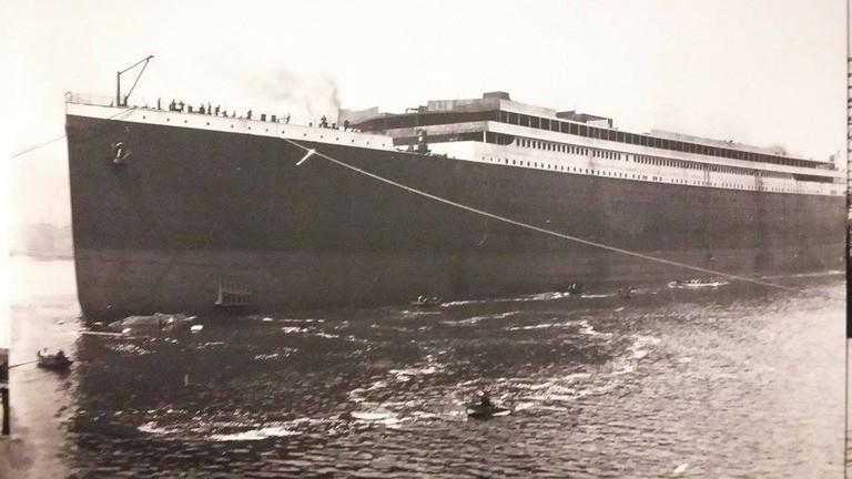 RMS Titanic/