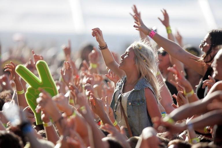 Tomorrowland Music Festival | © Global Panorama/Flickr