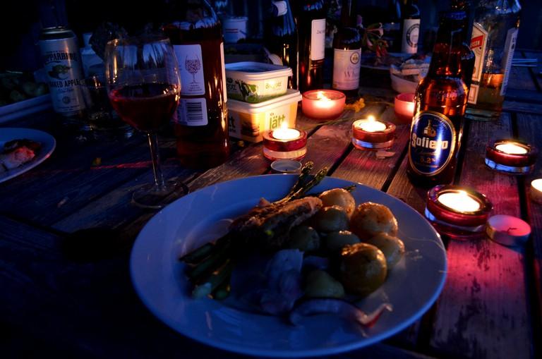Midsummer dinner | Alina Niemann/Flickr