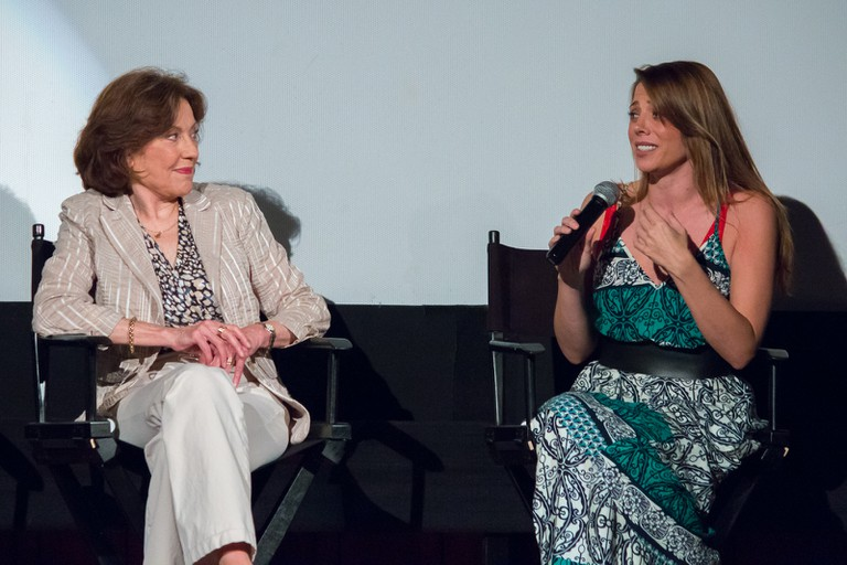 Kelly Bishop and Stacey Oristano at ATX Television Festival 2015 | © Dominick D/Flickr