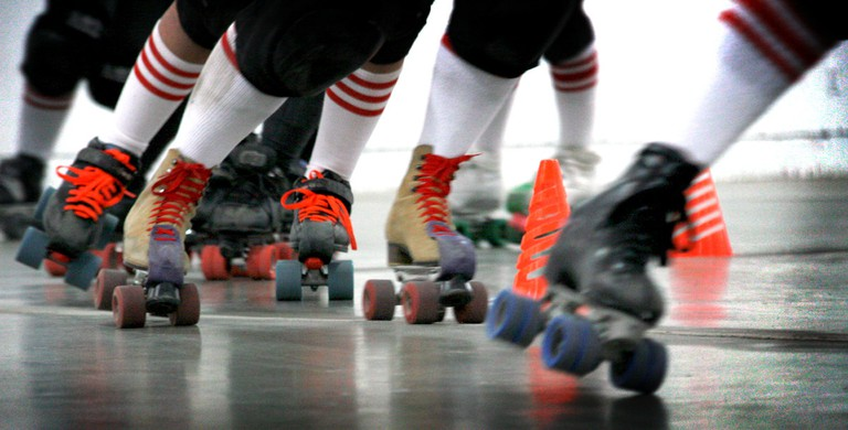 Roller Derby | © Terrence McNally/Flickr