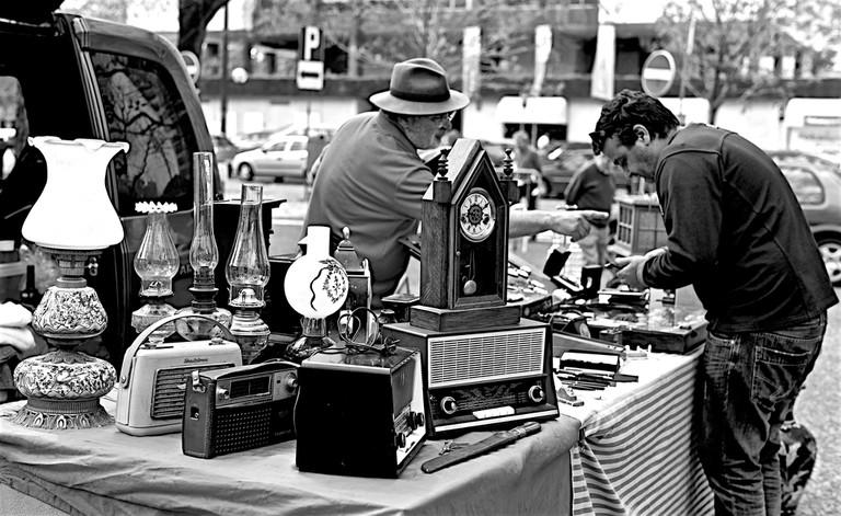 Luggage-Van Fair | © Pedro Ribeiro Simões/Flickr