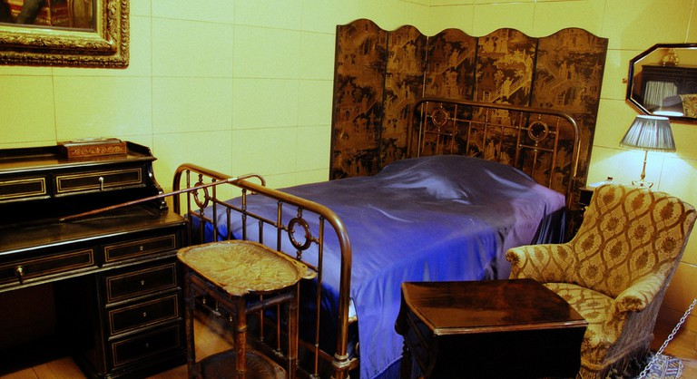 Proust's Bedroom At The Carnavalet Museum|© LWYang/Flickr