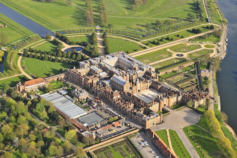 Hampton Court, Richmond upon Thames, Surrey © Ian Hay