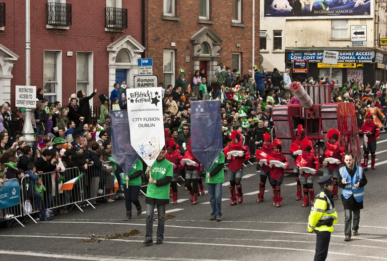 Dublin on Saint Patrick's Day | © William Murphy / Flickr