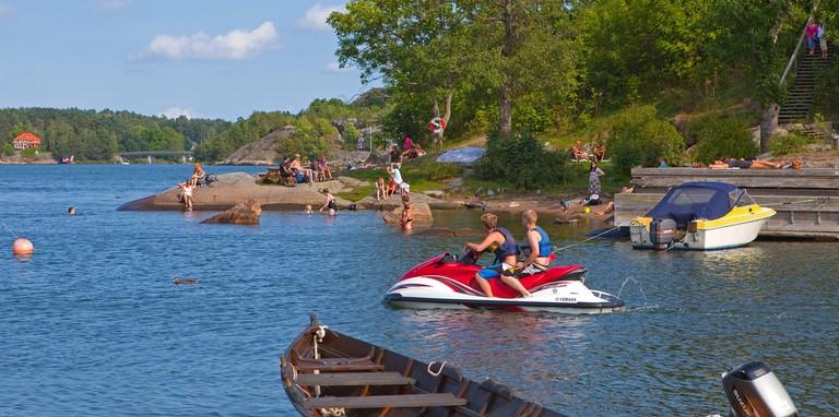 Vaxholm Summer | Bengt Nyman/Flickr