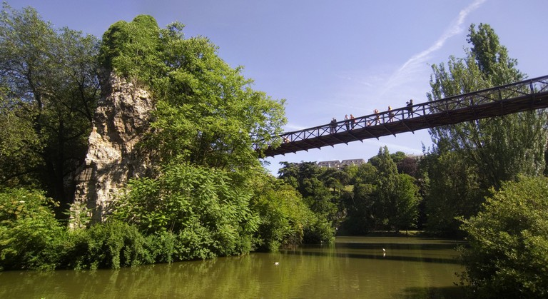 Buttes Chaumont   © Groume/Flickr