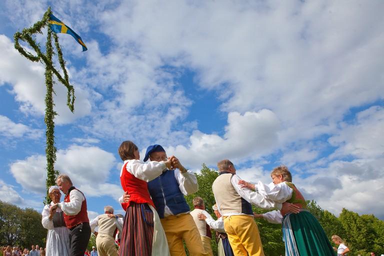 Midsummer, Vaxholm 2011 | Bengt Nyman/Flickr