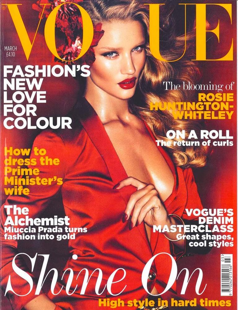 UK Vogue 2010 | © Gabrial Geismar \ Flickr