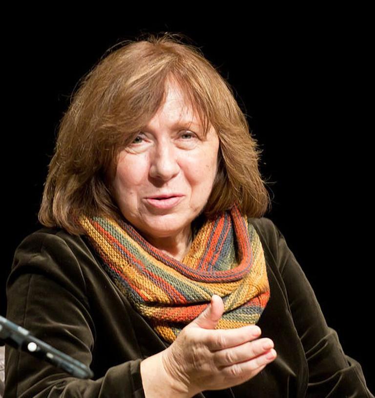 Svetlana Alexievich (2013)