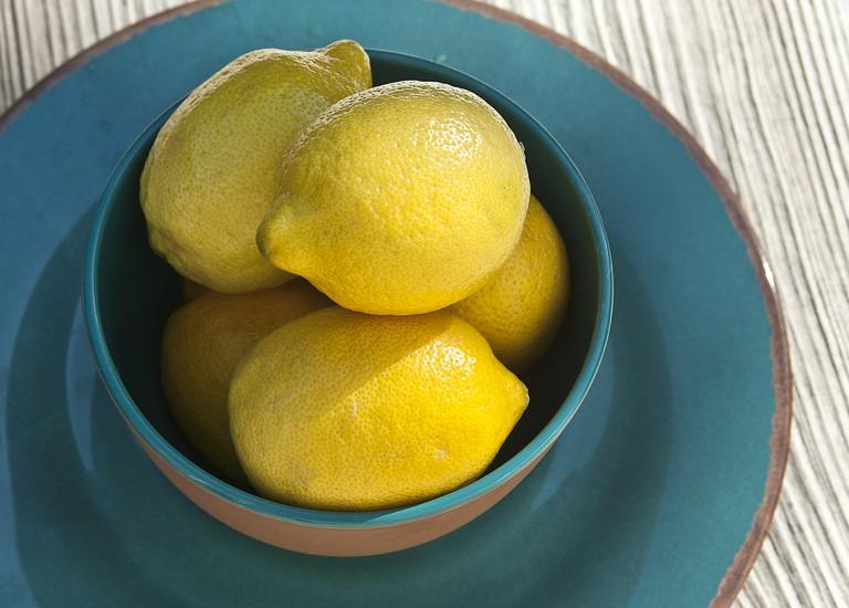 Lemons  © liz west/Flickr