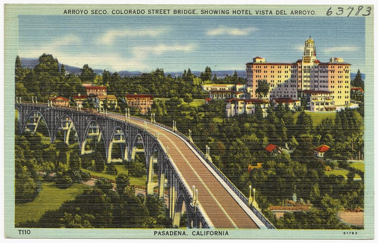 Colorado St. Bridge © Flickr/ Boston Public Library