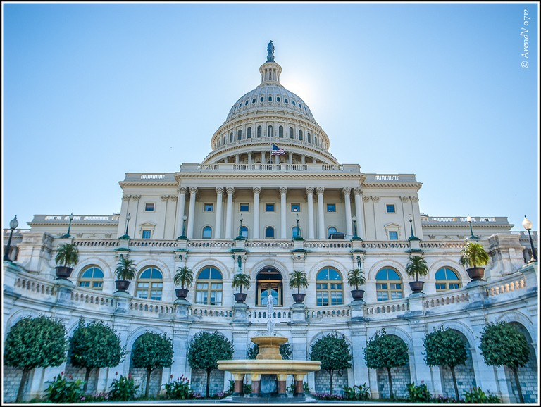 Washington Capitol Hill | © Arend/Flickr