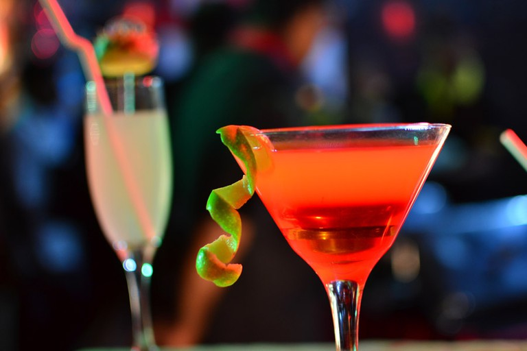 Cocktails :) | © Michael Shehan Obeysekera/Flickr