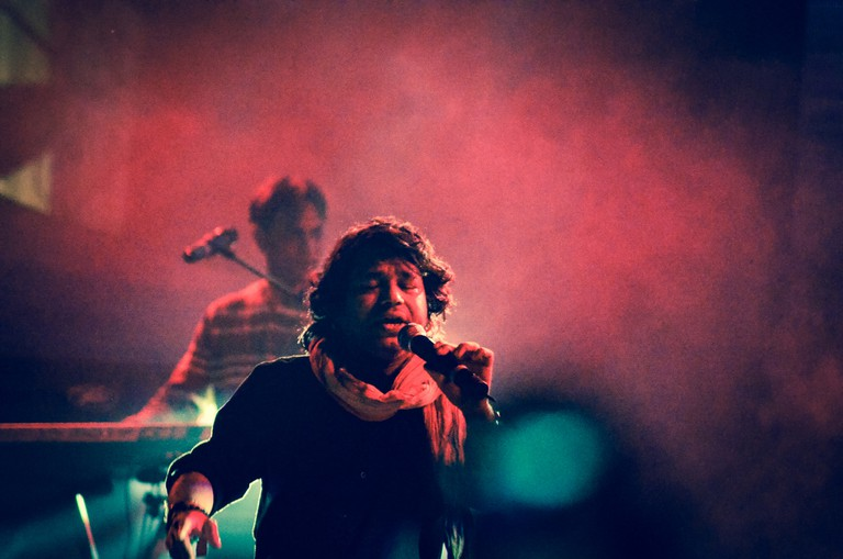 Kailash Kher /© Shreyank Gupta / Flickr