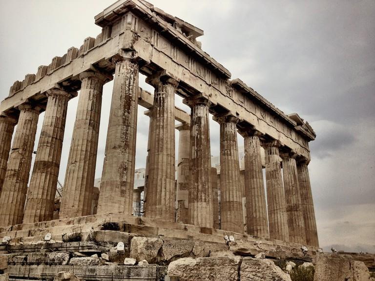 Athens Acropolis | ©Karl Baron/Flickr
