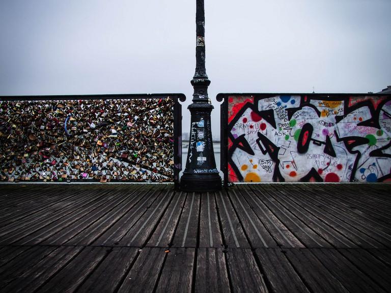 Pont des Arts   © Anthony V./Flickr