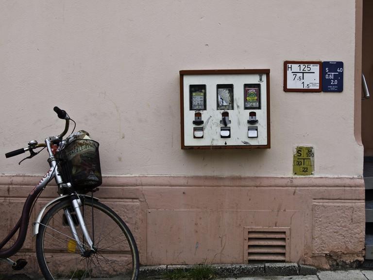 Kaugummiautomat; Nordenham   Sascha Kohlmann / Flickr