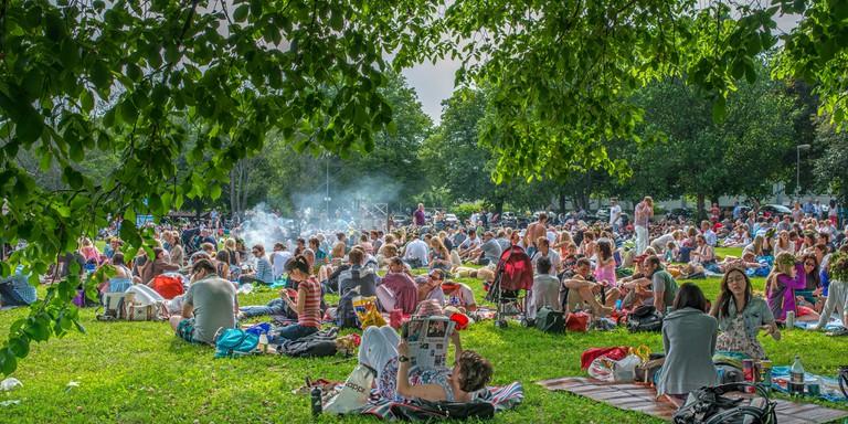Vaxholm midsummer June 2013 | Bengt Nyman/Flickr