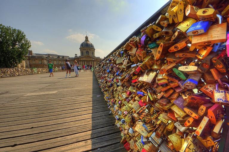 Pont des Arts   © Claude Attard/Flickr