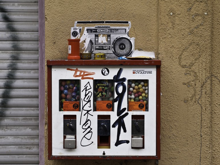 Kaugummiautomat   Sascha Kohlmann / Flickr