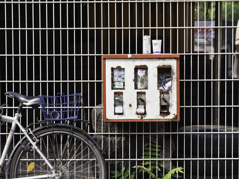 Kaugummiautomat Duisburg Marxloh   Sascha Kohlmann / Flickr
