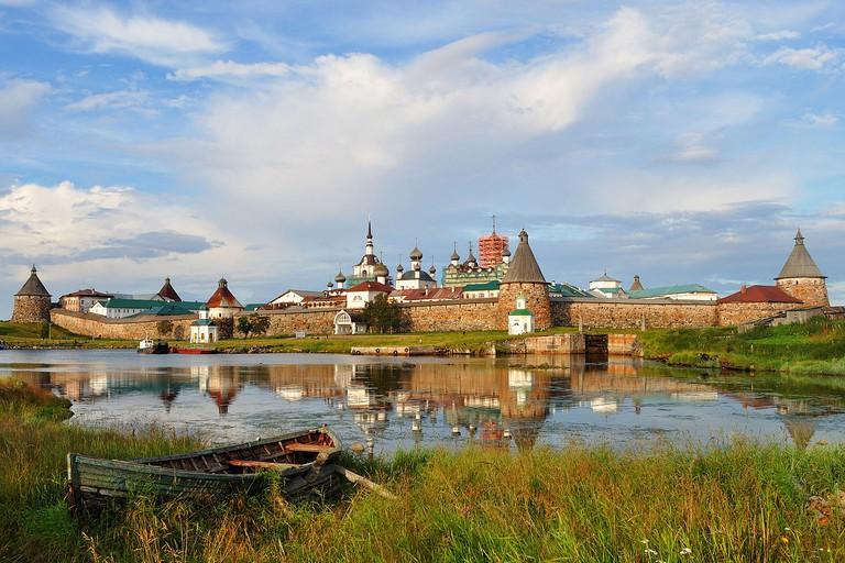 Solovetsky Monastery   © Алексей Задонский/WikiCommons