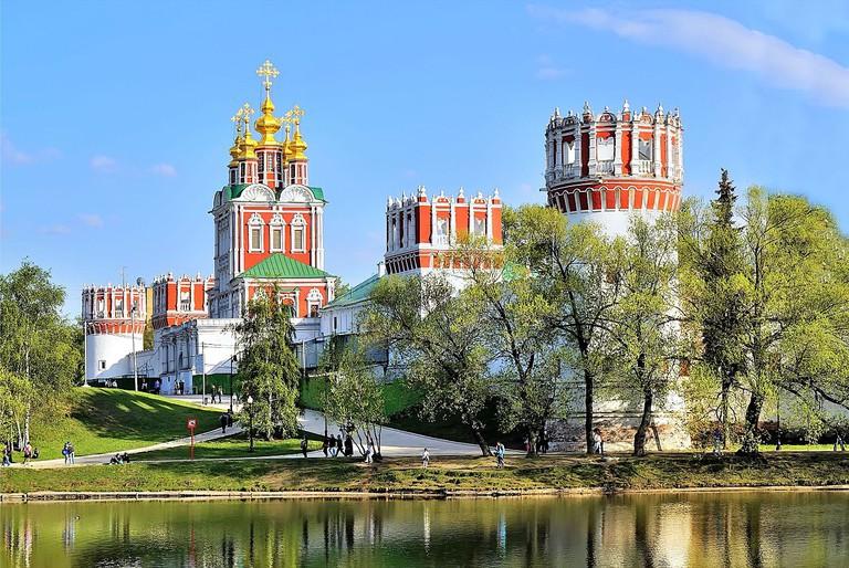 Novodevichy Convent   © Владимир Дворцевой/Wikicommons