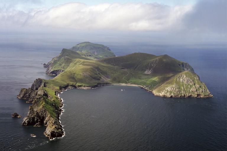 St Kilda, Western Isles, Scotland © Adrian Warren and Dae Sasitorn