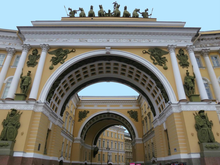 Saint Petersburg   Courtesy of © Drew Finnis