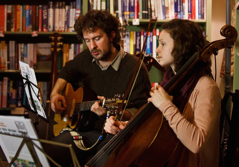 Bookshop Band | Courtesy of Penzance Literary Festival