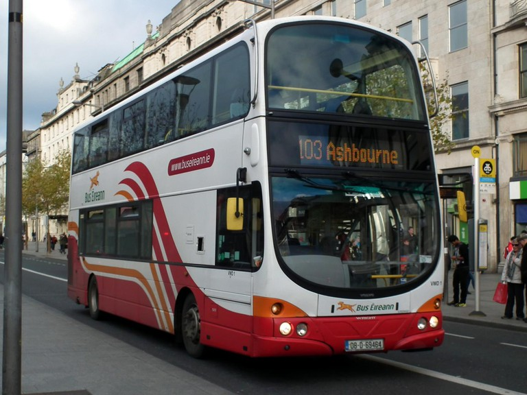Bus Eireann | © Matty / WikiCommons