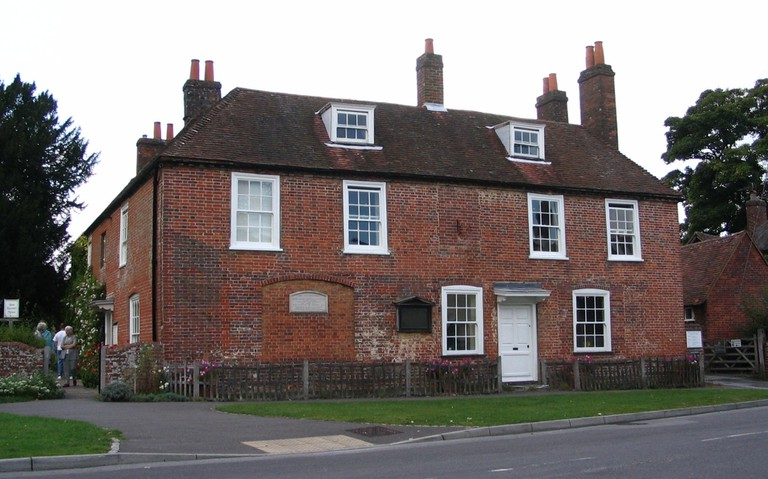 Chawton Cottage |© Rudi Riet / wikicommons